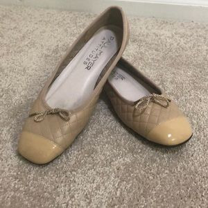 Paul Mayer Attitudes Shoes